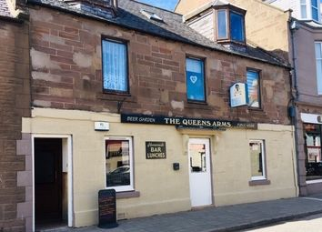 Thumbnail Commercial property for sale in Queens Arms, King Street, Inverbervie, By Montrose