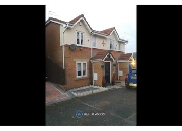 Thumbnail 2 bed semi-detached house to rent in Shropshire Gardens, St. Helens