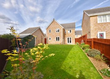 Thumbnail 4 bed detached house for sale in Rochester Road, Corby