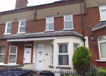 Thumbnail 4 bed terraced house to rent in Riverview Street, Belfast