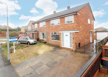 Thumbnail 3 bed semi-detached house for sale in Cound Close, Wellington, Telford