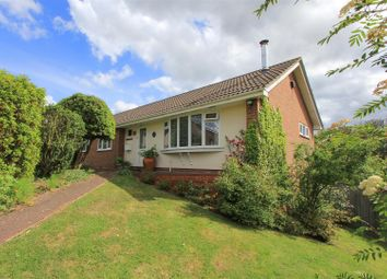 Thumbnail 3 bed detached bungalow for sale in Linnet Avenue, Seasalter, Whitstable