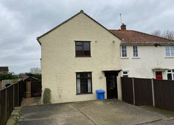 Thumbnail 3 bed semi-detached house for sale in 22 Birkbeck Road, Norwich, Norfolk