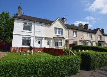 Thumbnail 3 bedroom terraced house for sale in Great Western Road, Glasgow