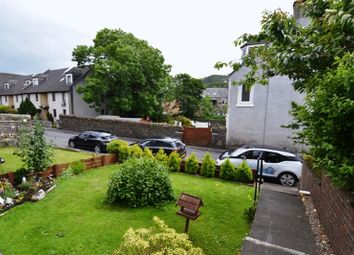 Thumbnail 2 bed flat for sale in Gateside Street, West Kilbride