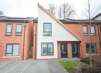 Thumbnail 2 bed semi-detached house for sale in Albert Road, Alexandra Park, Nottingham