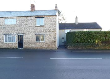 Thumbnail 2 bed end terrace house for sale in Main Road, Farthinghoe, Brackley