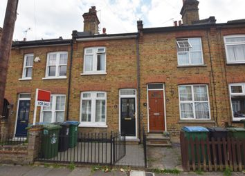 Thumbnail 2 bed terraced house for sale in Regent Street, North Watford