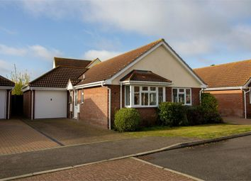 Thumbnail 3 bed detached bungalow for sale in Waylands Drive, Weeley, Clacton-On-Sea, Essex