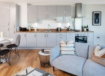 Thumbnail 1 bed flat for sale in Cutter Lane, Greenwich