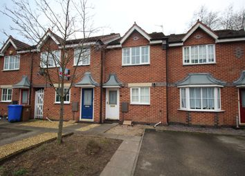 Thumbnail 2 bed terraced house to rent in Bowlers Close, Stoke-On-Trent