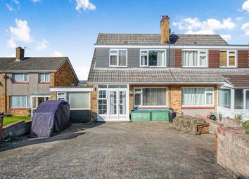 Thumbnail 4 bed semi-detached house for sale in Hooe, Plymstock, Plymouth