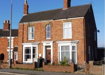 Thumbnail 2 bed semi-detached house to rent in Newmarket, Louth