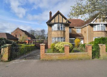 Thumbnail 3 bed property for sale in Lancaster Avenue, Hitchin