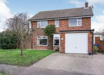 Thumbnail 4 bed detached house for sale in Wheatfields, Ipswich