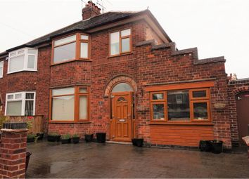 Thumbnail 3 bed semi-detached house for sale in Sandiacre Road, Stapleford