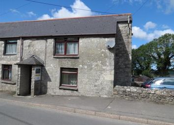 Thumbnail 3 bed semi-detached house for sale in Fore Street, St. Dennis, St. Austell