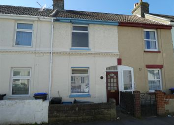 Thumbnail 3 bed terraced house for sale in Devonshire Road, Dover
