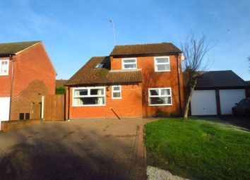 Thumbnail 4 bed detached house for sale in Ditchford Close, Hunt End, Redditch