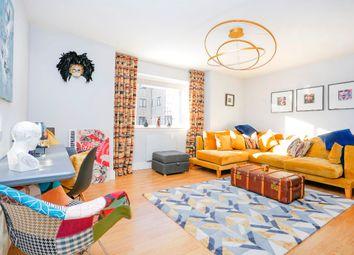 Thumbnail 2 bed flat for sale in 1 (Flat 4) Allanfield, Hillside, Edinburgh