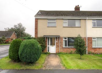 Thumbnail 3 bed semi-detached house to rent in Grange Field, Worlaby, Brigg