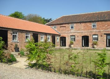 Thumbnail 4 bed barn conversion to rent in Mattersey, Doncaster