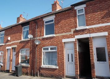 Thumbnail 2 bed terraced house to rent in Edinburgh Road, Kettering