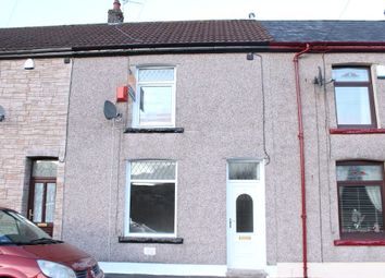 Thumbnail 2 bed terraced house to rent in Tonypandy -, Tonypandy