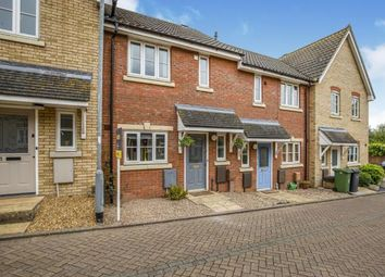 Thumbnail 2 bed terraced house for sale in Long Stratton, Norfolk