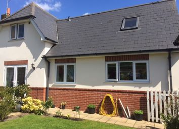 Thumbnail 3 bed detached house to rent in Lake Road, Verwood