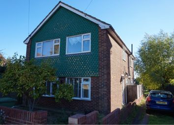 Thumbnail 2 bed maisonette for sale in Christopher Close, Sidcup
