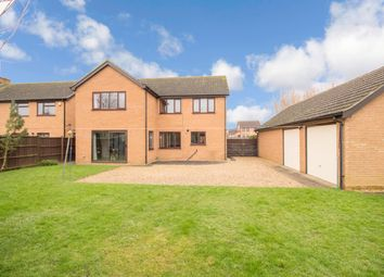 5 bed detached house for sale in Amsterdam Gardens, Spalding PE11
