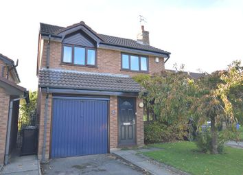 Thumbnail 3 bed detached house for sale in Windmill Road, Sale