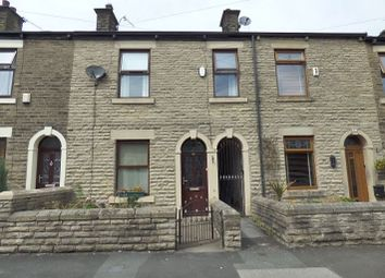 Thumbnail 4 bed terraced house for sale in Princess Street, Glossop