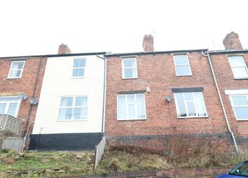 Thumbnail 2 bedroom terraced house for sale in Station Road, Catcliffe, Rotherham, South Yorkshire