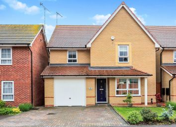4 bed detached house for sale in Howegate Drive, Hampton Vale, Peterborough PE7