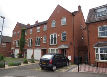 Thumbnail 4 bed town house for sale in David Harman Drive, West Bromwich