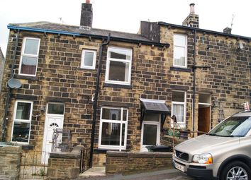 Thumbnail 2 bed terraced house for sale in Lord Street, Haworth, West Yorkshire