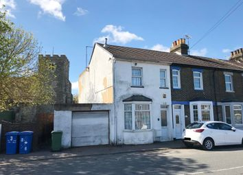 Thumbnail 3 bedroom end terrace house for sale in 1 Wickham Terrace, North Road, Queenborough, Kent