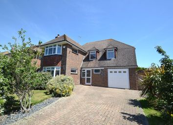 Thumbnail 4 bed detached house for sale in Petworth Avenue, Goring By Sea