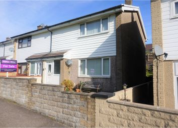 Thumbnail 2 bed semi-detached house for sale in Westville, Tredegar