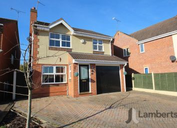 Thumbnail 4 bed detached house for sale in Shireland Lane, Redditch