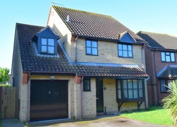 Thumbnail 4 bed detached house for sale in Fairbairn Avenue, Kesgrave, Ipswich