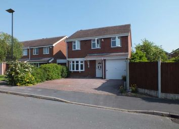 Thumbnail 4 bed detached house to rent in Welland Way, Sutton Coldfield