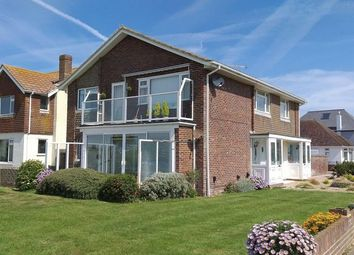 Thumbnail 2 bed flat for sale in Seafield Avenue, Goring-By-Sea, Worthing