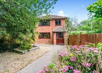 Thumbnail 4 bed detached house for sale in Totton, Southampton, Hampshire