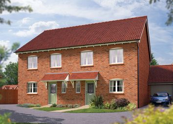 "Thumbnail 4 bed property for sale in ""The Salisbury"" at Chester Road, Malpas"