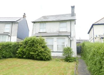 Thumbnail 3 bed detached house for sale in Pengover Road, Liskeard, Cornwall