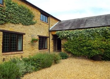 Thumbnail 1 bed flat to rent in The Annexe, Lavender Hill Farm, Overstone