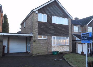 Thumbnail 3 bedroom semi-detached house to rent in Marlbrook Drive, Penn, Wolverhampton